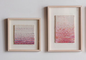 Naomi Kobayashi small weavings