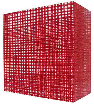 Laura Thomas: Grid Weave