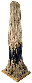 sheila hicks silk steel