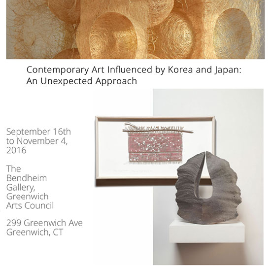 Contemporary Art Influenced by Korea and Japan: An Unexpected Approach