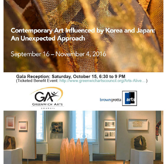 Contemporary Art Influenced by Korea and Japan: An Unexpected Approach Release