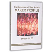 Contemporary Fiber Artist:  Mary Giles
