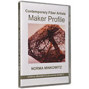 Contemporary  Fiber Artists:  NORMA MINKOWITZ