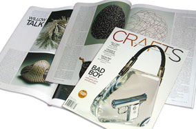July/Aug CRAFTS Magazine