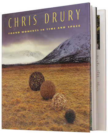 Chris Drury: Found Moments